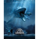 Jurassic World Mosa One Sheet - 16 x 20 Inches Mini Poster