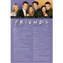 Friends Everything I Know 24 x 36 Inches Maxi Poster