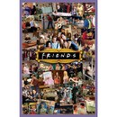 Friends Montage 24 x 36 Inches Maxi Poster