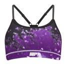 Myprotein 运动家系列女子内衣 Bra  - 紫色印花