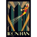 Marvel Deco Iron Man - 24 x 36 Inches Maxi Poster