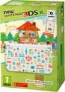 New Nintendo 3DS XL  Includes Animal Crossing Happy Home Designer & amiibo Card