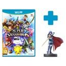 Super Smash Bros. for Wii U + Lucina No.31 amiibo