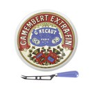 Bia Classic Camembert Cheese Platter & Knife