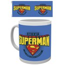DC Comics Superman Dad is Superman Mug