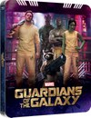 Guardians of the Galaxy 3D (enthält 2D Version) - Zavvi exklusives Lentikular Edition Steelbook Blu-ray