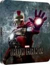 Iron Man 2 - Zavvi Exclusive Lenticular Edition Steelbook