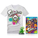 Splatoon + Inkling Squid amiibo Pack - L