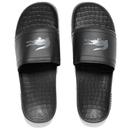 Lacoste Mens Frasier Slide Sandals  Black  UK 7