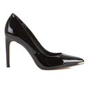 Ted Baker Womens Neevo 4 Patent Leather Court Shoes  Black  UK 3