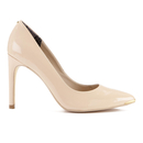 Ted Baker Womens Neevo 4 Patent Leather Court Shoes  Nude  UK 4