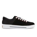 Ted Baker Womens Riwven Suede CupSole Trainers  Black  UK 3