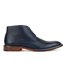 Ted Baker Mens Torsdi 4 Suede Desert Boots  Dark Blue  UK 10