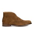 Paul Smith Shoes Mens Morgan Suede Desert Boots  Tan Suede  UK 7