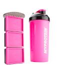 Myprotein CORE 150 摇摇杯 – 粉色