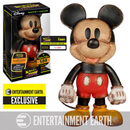 Disney Mickey Mouse Vintage Premium Hikari Sofubi Entertainment Earth Vinyl Figure