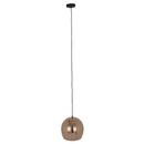 Image of Copper Bowl Pendant Lamp
