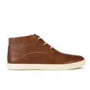 UGG Australia Mens Kramer Leather 3Eyelet Chukka Boots  Chestnut  UK 7