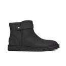 UGG Australia Womens Rella Water Resistant Short Boots  Black  UK 6.5