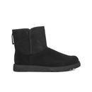 UGG Australia Womens Cory Slim Mini Sheepskin Boots  Black  UK 3.5