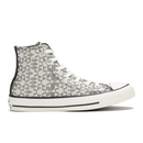 Converse Womens Chuck Taylor All Star Raffia Weave HiTop Trainers  Converse NaturalParchment  UK 4