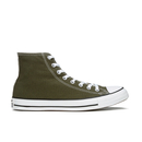Converse Mens Chuck Taylor All Star HiTop Trainers  HerbalWhiteBlack  UK 7