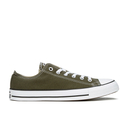 Converse Mens Chuck Taylor All Star Ox Trainers  HerbalWhiteBlack  UK 7