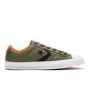 Converse Mens CONS Star Player Nylon Trainers  HerbalBlackFire Pit  UK 7