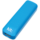 Kit Essentials Range 2000mAh Power Bank - Blue