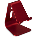 Tec+ Aluminium Smartphone Stand (Up To 11m Depth) - Red