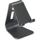 Tec+ Aluminium Smartphone Stand (Up To 11m Depth) - Grey