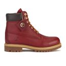 Timberland Mens Icon 6 Inch Premium Leather Boots  Brown  UK 7