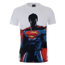 DC Comics Batman vs. Superman Herren T-Shirt - Weiss