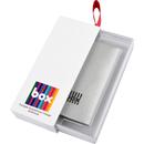 BOX Lithium Polymer Smartphone Charger - Grey (3000mAh)