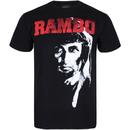 Rambo 2 Men's T-Shirt - Black