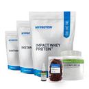 MyProtein ES Bakes & Bars Bundle