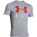 Under Armour Men's Muhammad Ali Sportstyle T-Shirt - Grey