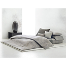 Calvin Klein Acacia Duvet Cover - Grey - Double