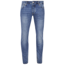 Jack & Jones JJITIM Slim fit jeans blue denim