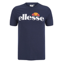 Ellesse Men's Arameo Logo T-Shirt - Navy