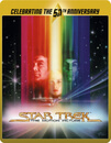Star Trek 1 - Der Film - Limited Edition 50. Jubiläums Steelbook