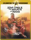 Star Trek 2 - The Wrath Of Khan Director's Cut (Limited Edition 50th Anniversary Steelbook)