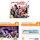 Fire Emblem Fates: Birthright + Conquest DLC + Revelation DLC