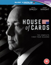 House Of Cards: Seasons 1-4