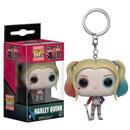 Escuadrón Suicida Harley Quinn Pocket Pop! Key Chain