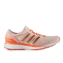 adidas Women's Adizero Boston 6 Running Shoes Pink US 7.5-UK 6