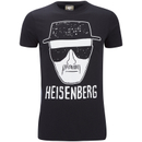Breaking Bad Men's Heisenberg T-Shirt - Black