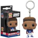 NFL Odell Beckham Jr. Pocket Pop! Vinyl Key Chain