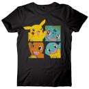 Pokémon Pikachu and Friends T-Shirt – L