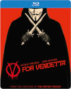 V For Vendetta - Zavvi Exclusive Limited Edition Steelbook